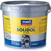 Смазка Солидол (4,5 кг) (YUKOIL)