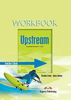 Upstream Elementary A2 Workbook to Teacher's Book