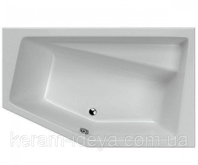 Ванна акриловая Excellent Vesper 160х100см WAEX.VEP16WH правая