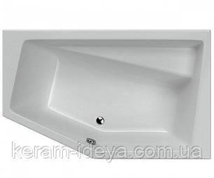 Ванна акриловая Excellent Vesper 160х100см WAEX.VEP16WH правая, фото 2
