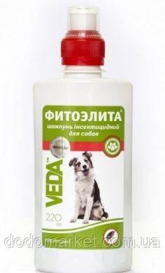 Фитоэлита шампунь инсектицидный для собак 220 мл