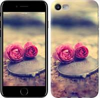 Чехол на iPhone 7 и другие тлф,Samsung,Nokia,Huawei, Lenovo,Xiaomi,Meizu,и прочие,Две розы