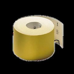 Наждачная бумага (Шлифовальная шкурка) Klingspor P80 PS 30 D, 115х50000 мм