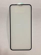 Защитное стекло iPhone X/XS 4D Black