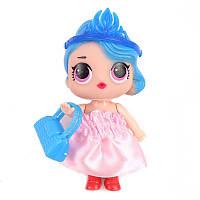 Игровой набор с куклой L.O.L. 17 моделей на выбор! Куклы LOL (ЛОЛ) Confetti PLEASANTLY AA11 серия 12 реплика, фото 1