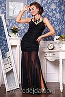 Платье Анна А3 Медини 46-48 размер