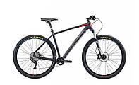 """Велосипед Cyclone Pro 2.0 29"""" черно-красный"""