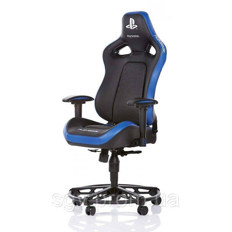Игровое кресло Playseat L33T (GPS.00172) PlayStation (Blue)