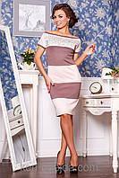 Платье Пчела В2 Медини 50-52 размер