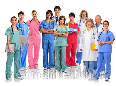 Медицинская одежда может быть яркой!