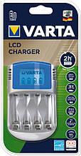 Aaa, Aa VARTA Зарядное устройство LCD Charger
