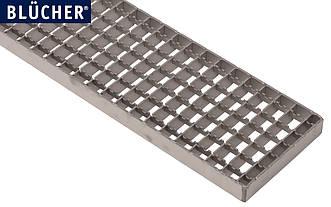Решітка 144x499 для промислового каналу BLUCHER 150х500 арт. 696.223.144.49