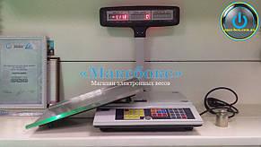 Весы электронные торговые ВТА-60/30-5-Т-Ш-А