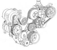 Ремонт навісних агрегатів Форд