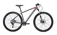 """Велосипед Cyclone Pro 2.0 29"""" серо-оранжевый"""