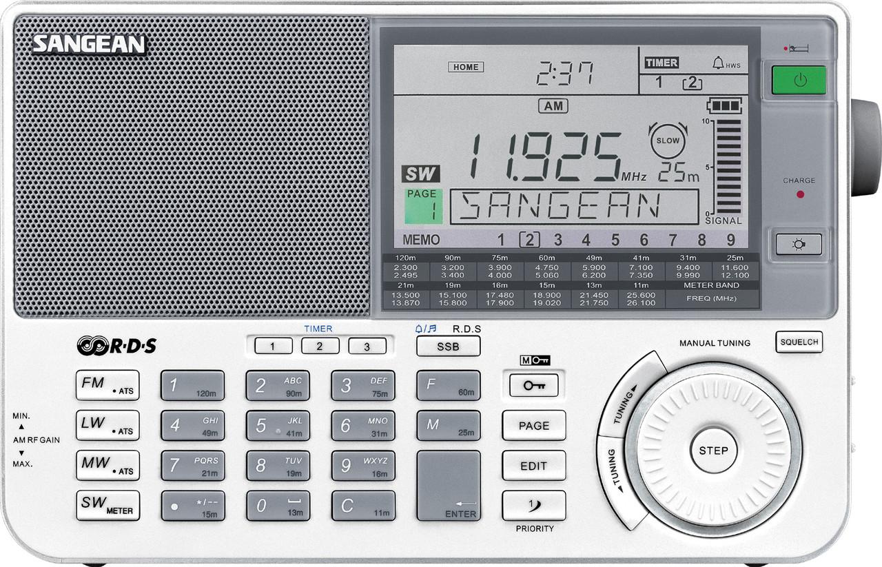 Радіоприймач Sangean ATS-909X