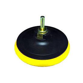 Диск шлифовальный резиновый с липучкой мягкий Ø125мм Sigma (9182151)