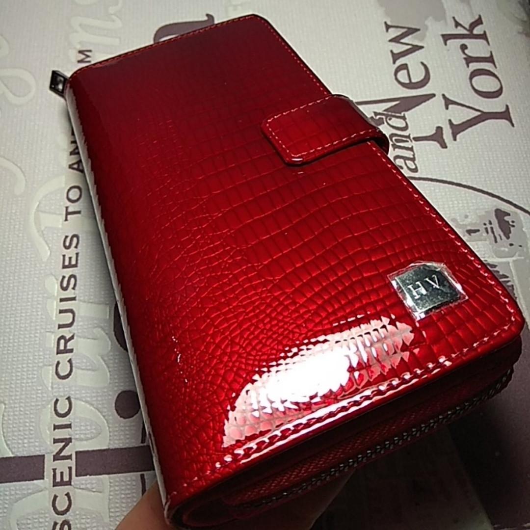 5c47ed15116b Женский кожаный кошелек H. Verde, цена 930 грн., купить в ...
