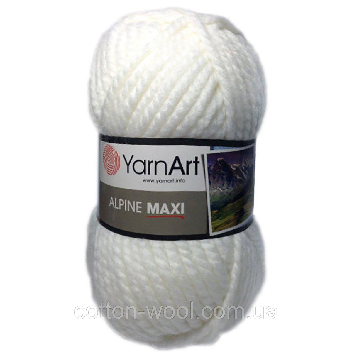 Yarnart Alpine Maxi  (Ярнарт Альпина Макси) 676