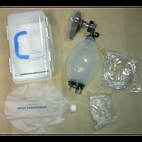 Реанимацонный мешок для взрослых НХ 002-А, Аппарат искусственной вентиляции легких ИВЛ с ручним управлением