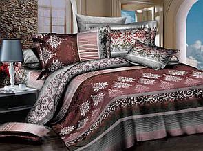 Комплект постельного белья Krispol (9110), евроразмер, бязь