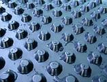 Шиповидна геомембрана Ізоліт Profi 0,5 1,5х20 м, фото 2
