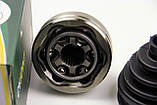 Шрус наружный Volkswagen Sharan 1.9/2.0/2.3/2.8 TDI/i/TSI 1995-2010 (+ABS) BGA CV2310A, фото 2