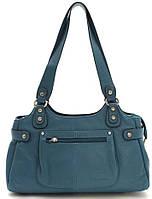 Женская кожаная сумка из Франции   , фото 1