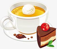 Сколько калорий в кофе? Калорийность кофе.