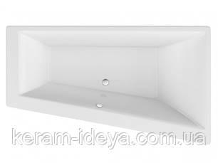 Ванна акриловая Excellent Sfera Slim 170х100см WAEX.SFP17WHS правая, фото 2