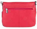 Жіноча шкіряна сумка через плече, фото 4