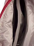 Жіноча шкіряна сумка через плече, фото 5
