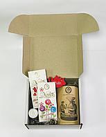 Подарочный набор чайно-кофейный Коханій, фото 1