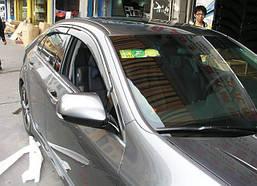 Дефлекторы окон BGT хром молдинг Honda Accord 2008-2012