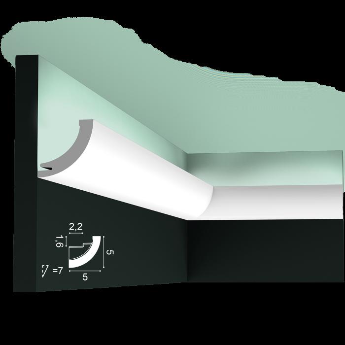 Карниз Orac Decor C362 (50x50)мм