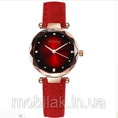 Женские часы от фирмыGogoey красные,сиреневые и зеленые в наличии