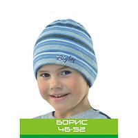 Мягкая трикотажная шапка Elf-Kids