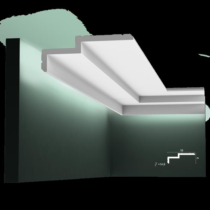 Карниз Orac Decor C391 (60x160)мм