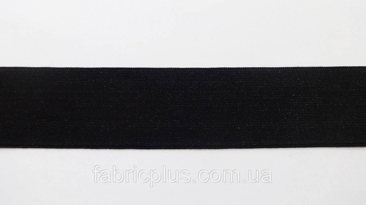 Резинка OZ-VER 4 см черная