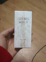 Женская туалетная вода Friends World For Her