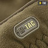 Перчатки M-Tac Winter Premium Fleece Dark Olive, фото 2