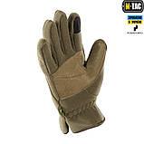 Перчатки M-Tac Winter Premium Fleece Dark Olive, фото 3