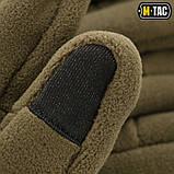 Перчатки M-Tac Winter Premium Fleece Dark Olive, фото 4
