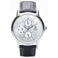 Мужские наручные часы Royal London 41040-01. Классические британские часы на батарейке