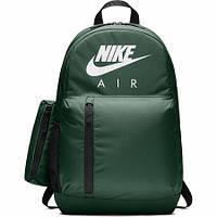 Детский рюкзак Nike Kids Elemental Graphic Backpack BA5767-323 Зеленый (886061806467)