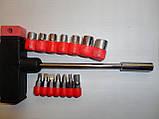 Отвертка Т-образная с насадками, фото 2