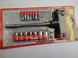 Отвертка Т-образная с насадками, фото 3