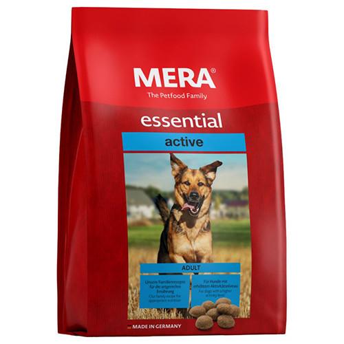 Корм для собак (Мерадог) MERA essential Active 12,5 кг - для дорослих активних собак всіх порід