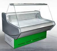 Холодильная витрина эконом класса ПВХС «МОНТАНА» - 1,4