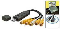 Easy Cap коннвертер видео сигнала